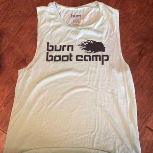 Burn Bootcamp muscle shirt